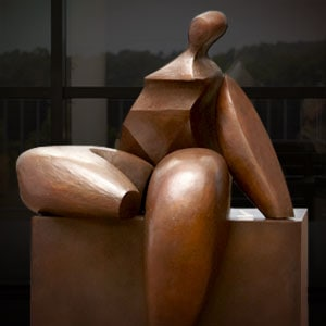 Seated Figure IV
