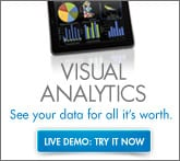 SAS Visual Analytics : testez la solution en ligne