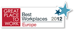 Great Place to Work - Best Workplaces Europe 2012