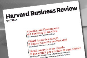 Speciale Harvard Business Review
