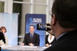 SAS Social Media Analytics event