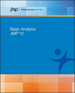 JMP® 12 Basic Analysis
