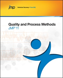 JMP® 11 Quality and Process Methods