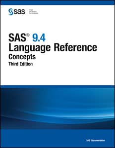 SAS® 9.4 Language Reference: Concepts, Third Edition