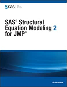 SAS® Structural Equation Modeling 2 for JMP®