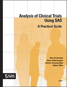 Analysis of Clinical Trials Using SAS®: A Practical Guide