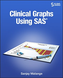 Clinical Graphs Using SAS book cover