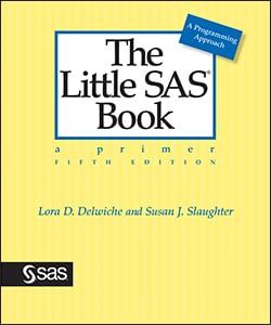 The Little SAS Book, Fifth Edition