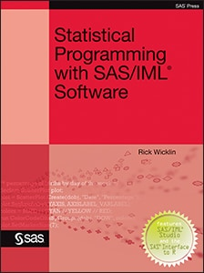 Statistical Programming with SAS/IML® Software