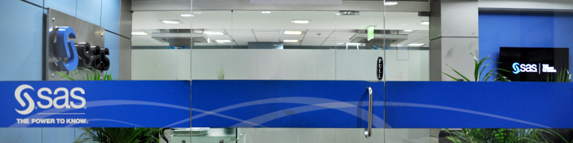 SAS India Office