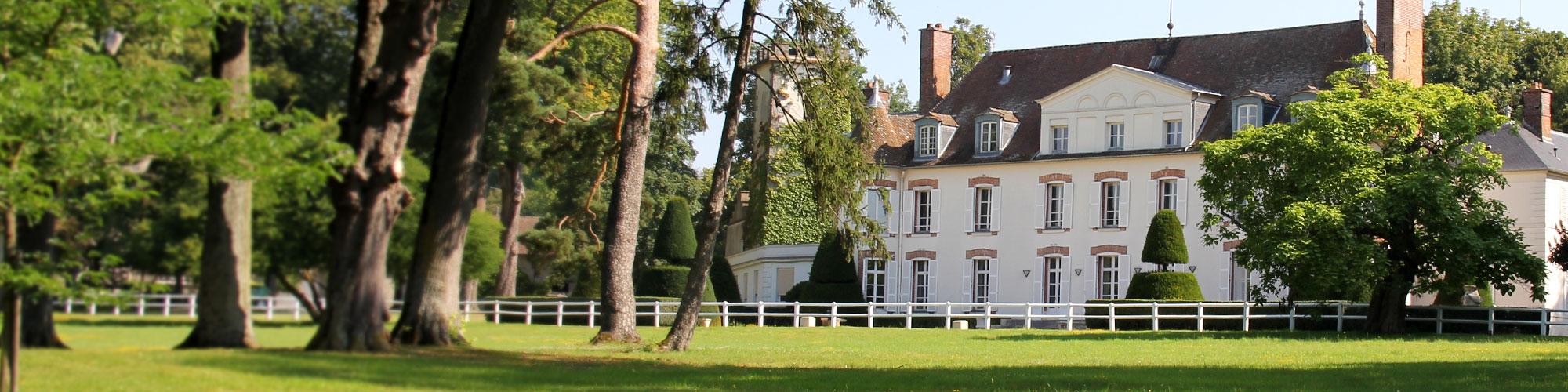 SAS, Château de Grégy, France