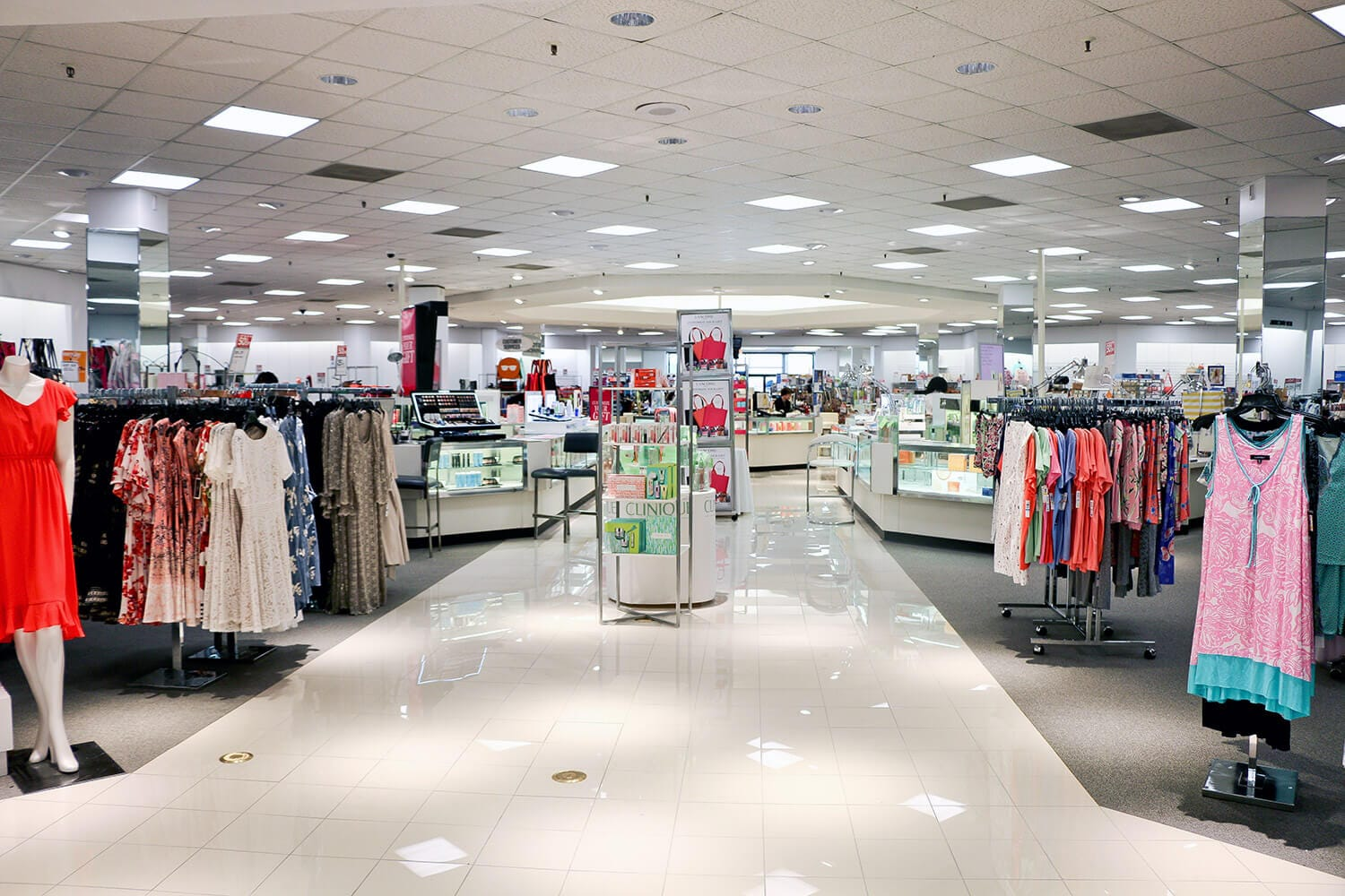 Belk Uses Sas To Satisfy Customers With The Right Sizes In The Right