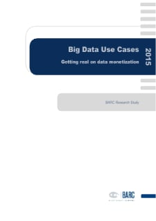 BARC Studie: Big Data - White Paper