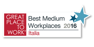 Great Places to Work Best Medium Workplaces Italy 2016