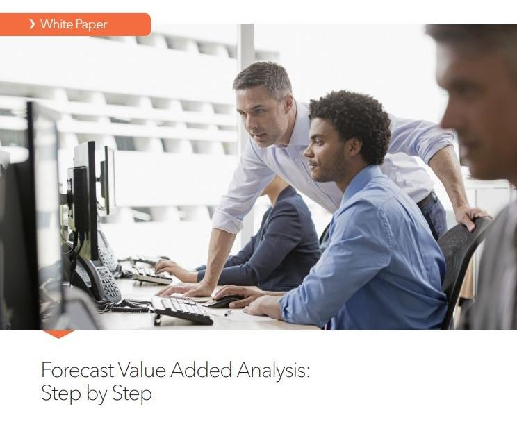 Forecast Value Added Analysis: Step-by-Step