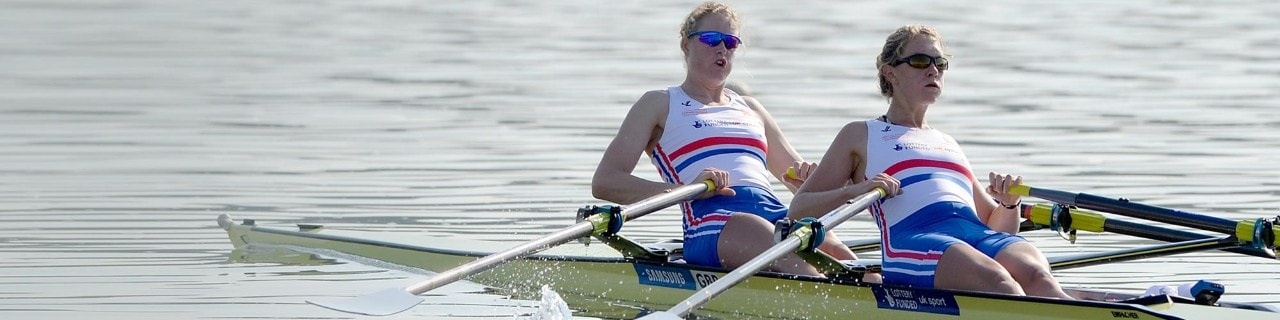 <p>British Rowing<br> </p>