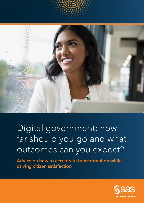 Digital Government: How far should you go and what outcomes can you expect?