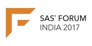SAS Forum India 2017 Logo