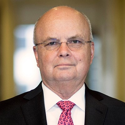 Retired four-star General Michael Hayden served as Director of the CIA from 2006-2009.