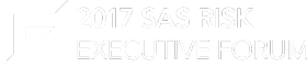 2017 SAS Risk Executive Forum Logo