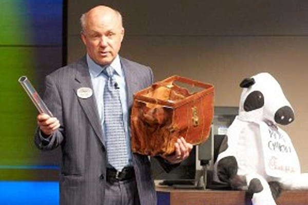 Chick-fil-A President and COO Dan Cathy