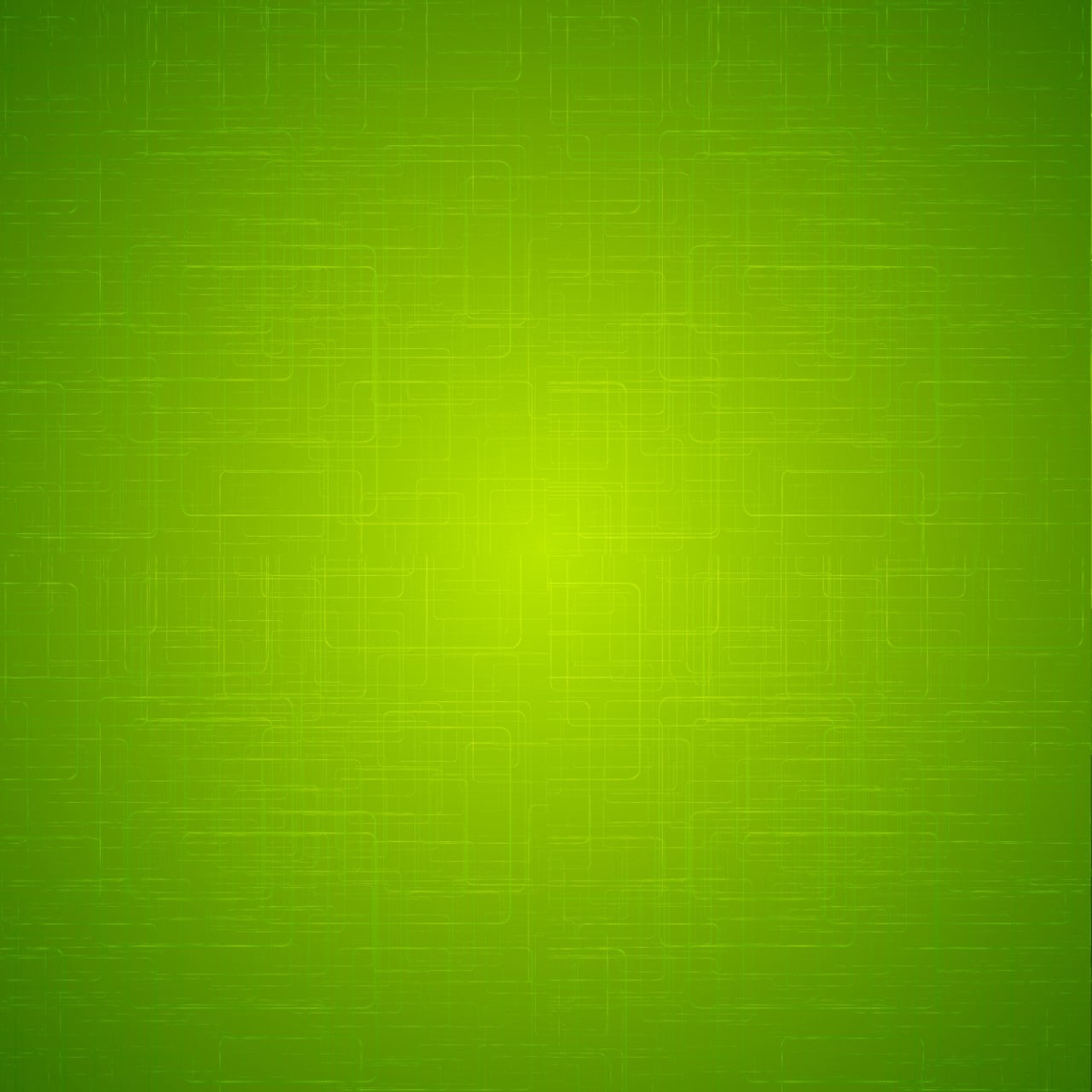 Green Yellow Square Abstract Background