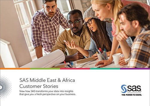 SAS Middle East & Africa Customer Stories
