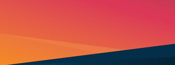 Let's Change That email banner orange