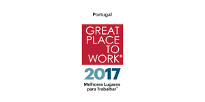 2017Great Places to Work - Portugal