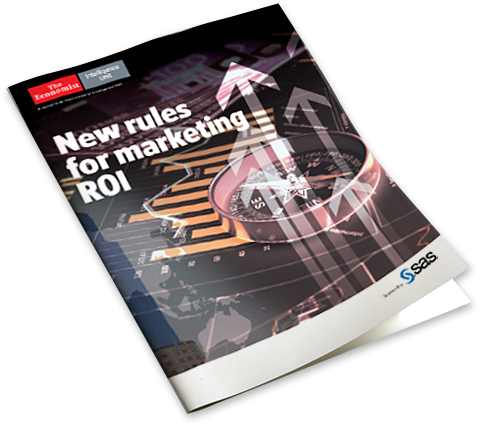 New Rules for Marketing ROI