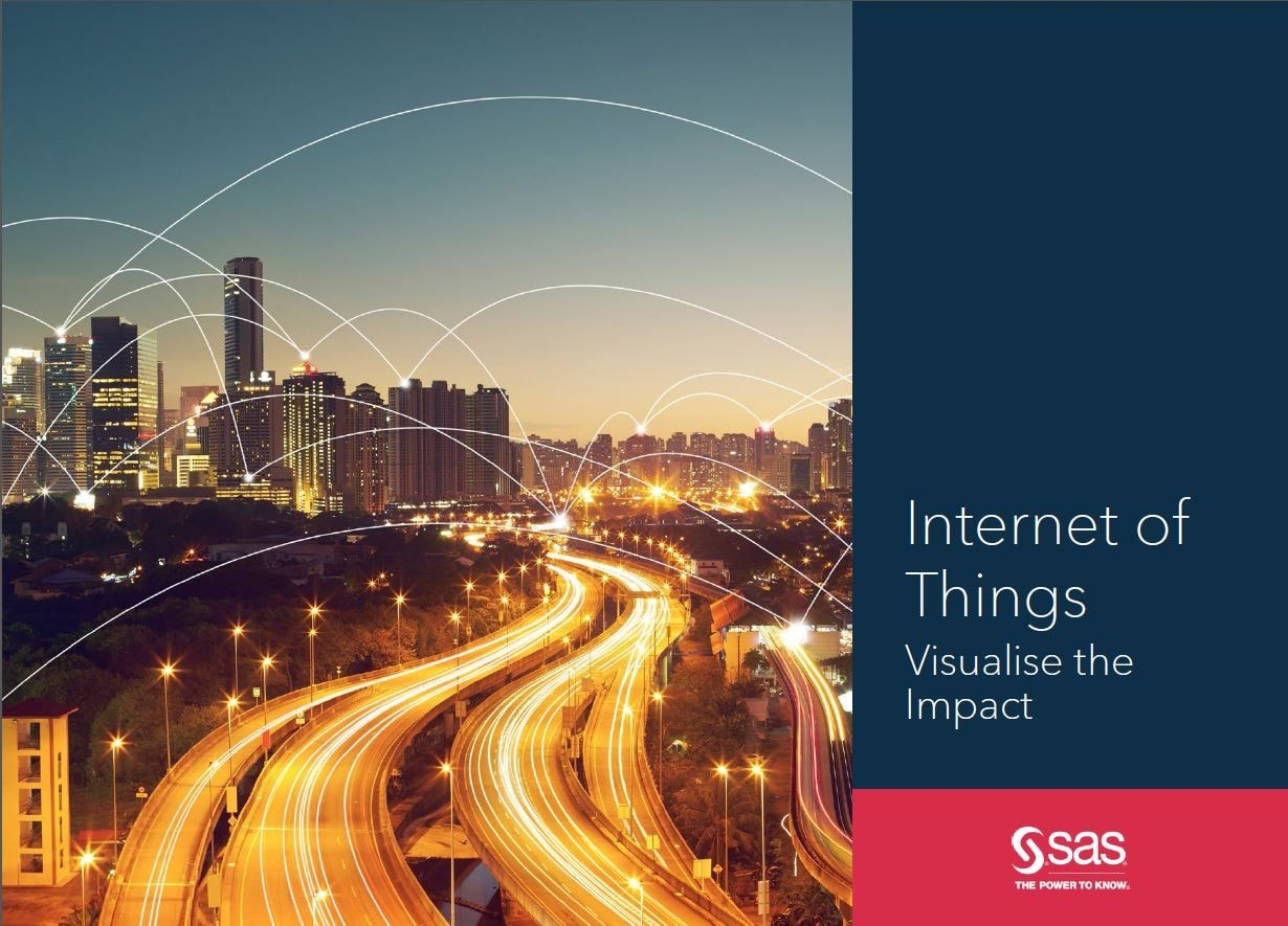 IoT - Visualise the Impact. Executive eBook