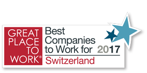 2017 Great Places to Work - Switzerland