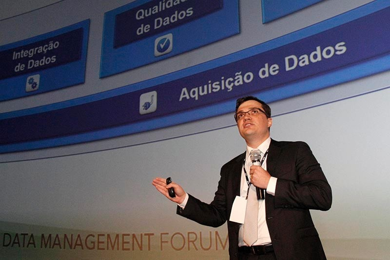 SAS Data Management Forum - Rafael Aielo apresenta sobre as Soluções de Data Management