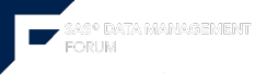 SAS Data Management Forum 2016 | Brasil - logo