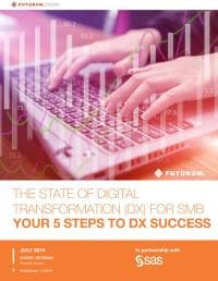 The State of Digital Transformation (DX) for SMB