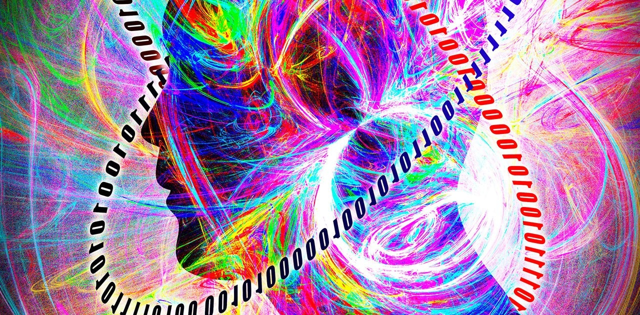 Colorful brainstorm