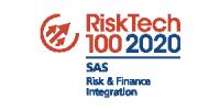 Chartis RiskTech 100 2020 Risk & Finance Integration logo
