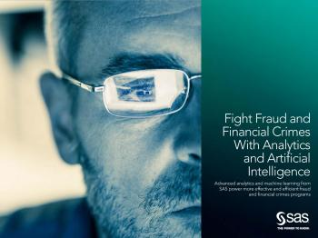 Fight Fraud and Financial Crimes With Analytics and Artificial Intelligence