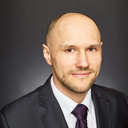 Dalibor Šrámek, Business Solutions Manager, SAS