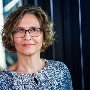 Silvana Cappi, administrerende direktør, Global Biometrics, Ferring