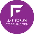 SAS Forum Pin for employee