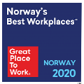 Great Place to Work Norway 2020