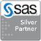 partnerNet - sas partner badge Silver small