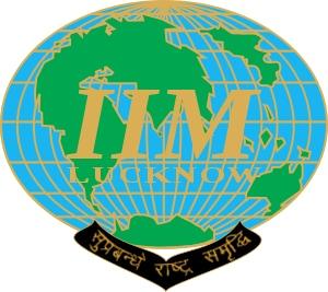 IIM Lucknow logo