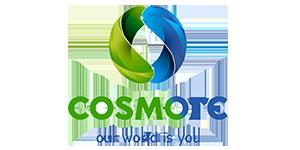 Cosmote Logo - English