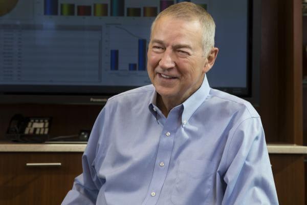Jim Goodnight, CEO von SAS