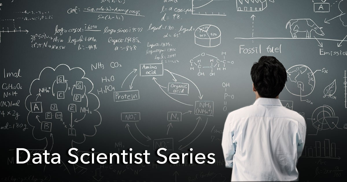 Data Scientist Series