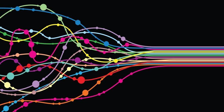 Abstract marketing insights image