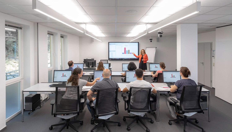 SAS Office Heidelberg - Connected Classroom