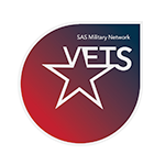 SAS Military Network logo
